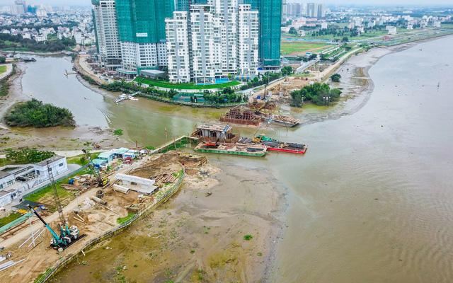 Đề xuất đưa đại lộ ven sông Sài Gòn vào quy hoạch chung TPHCM trong năm 2018