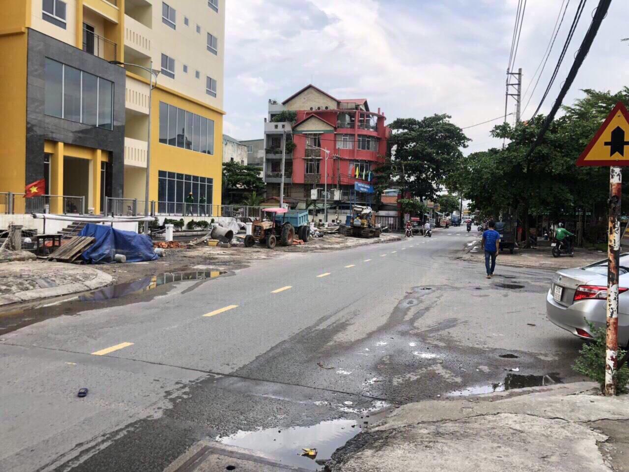 Đất 2MT Trung Mỹ Tây 2A. DT: (266m2)