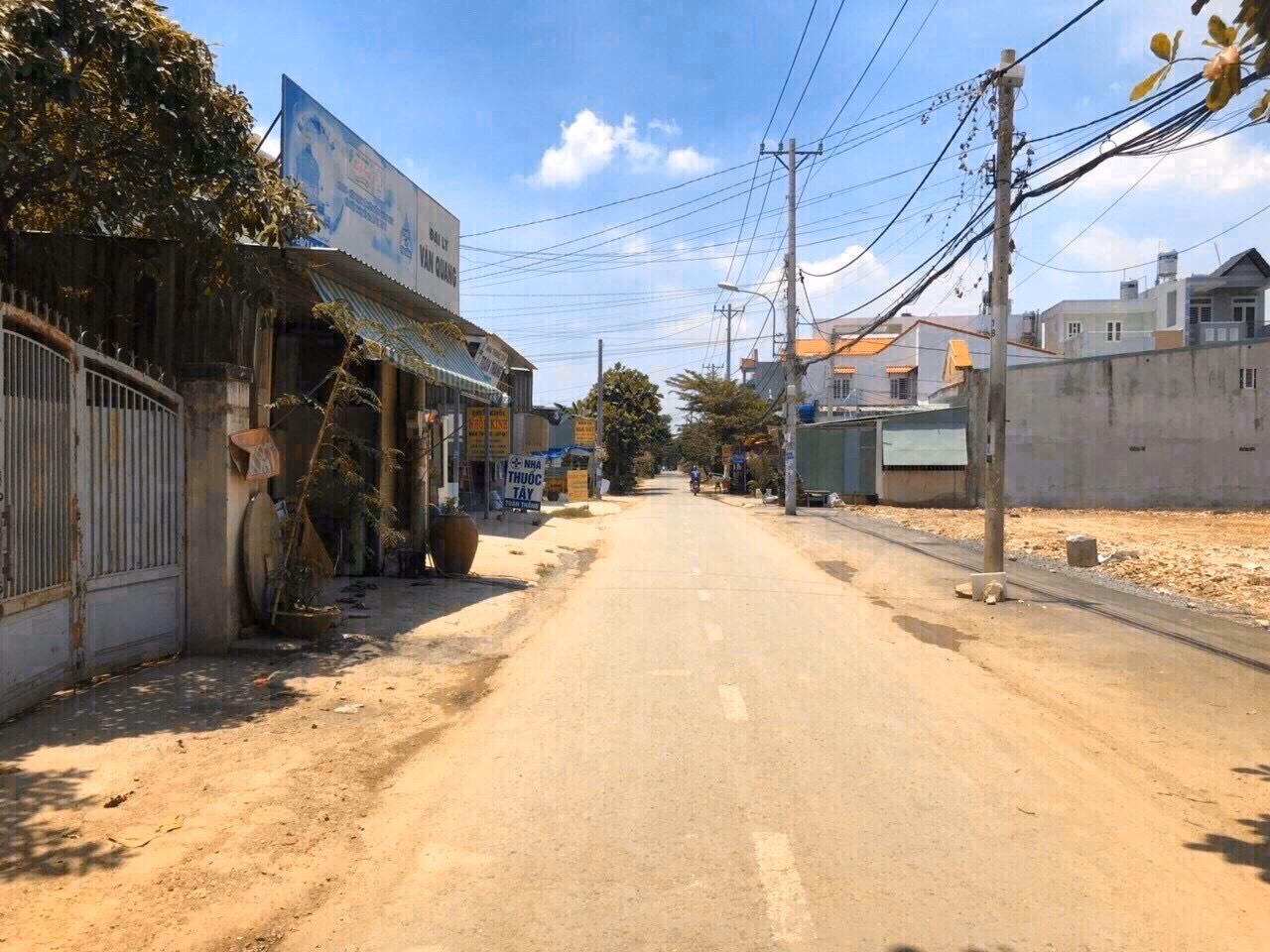 Đất Mặt Tiền Kinh Doanh Thạnh Xuân 25.